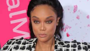 Whoops! Tyra Banks Mistakes This Couple As Safe During 'Dancing With The Stars'!
