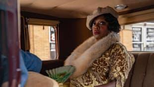 Facts On Viola Davis In Ma Rainey's Black Bottom film movie Oscars 2021 93rd Academy Awards history Best Actress nomination Allvipp video Celebrity Corner With Sarah