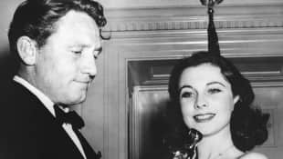 "Vivien Leigh won an Oscar for ""Gone With The Wind"""