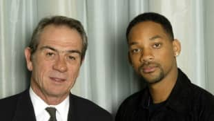 Will Smith y Tommy Lee Jones