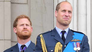 What Prince William and Harry Discussed After Oprah Interview first talk not productive report Princess Diana Meghan