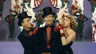 White Christmas Movie Quiz 1954 Bing Crosby holiday film cast Danny Kaye Rosemary Clooney