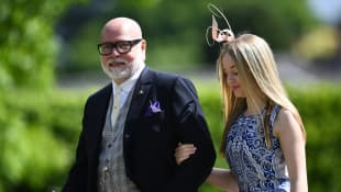 Who Is Gary Goldsmith, Kate Middleton's Controversial Uncle assault case wife net worth millionaire fortune daughter 2021 royal family interview harry meghan carole