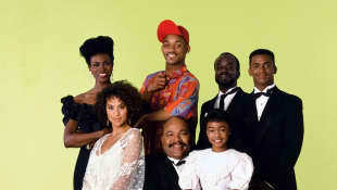 Will Smith 'Fresh Prince Of Bel-Air' Cast Reunion Pictures Photos 2020 Janet Hubert Aunt Viv