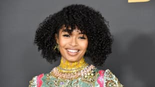"Yara Shahidi Cast As ""Tinkerbell"" In New Peter Pan Movie live-action Disney"