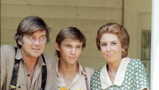 "TV hit series ""The Waltons"""