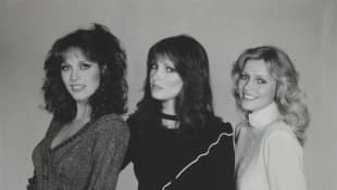 'Charlie's Angels': Tanya Roberts, Jaclyn Smith and Cheryl Ladd