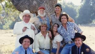 """El elenco de """"Los duques de Hazzard"""""""