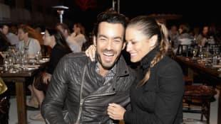 Aarón Díaz y Lola Ponce