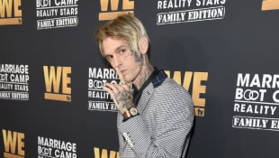 Aaron Carter's Girlfriend Was Arrested For Domestic Violence
