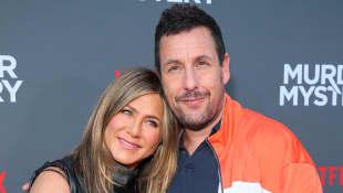 Adam Sandler Posts Sweet Message After Jennifer Aniston's SAG 2020 Shout Out