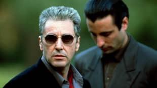 Al Pacino y Andy Garcia