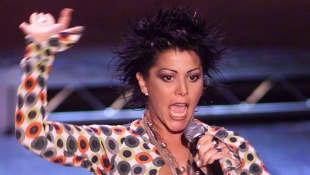 Alejandra Guzmán en 2001