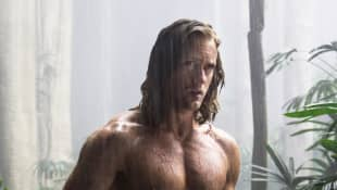 Alexander Skarsgård in 'The Legend of Tarzan'