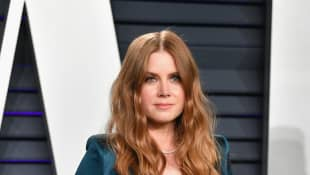 Amy Adams Joins Instagram for a Good Cause With Jennifer Garner's Help