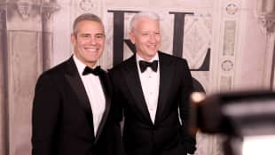 Andy Cohen's Son Ben And Anderson Cooper's Son Wyatt Meet For the First Time On Father's Day