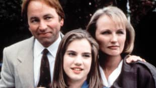 John Ritter, Anna Chlumsky and Tess Harper
