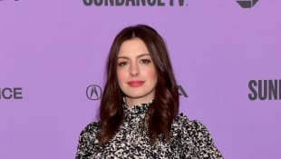 Anne Hathaway Reveals She Requested Costume Adjustment For 'The Witches' Due To Pregnancy