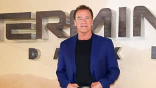 "Arnold Schwarzenegger Suffered a ""Deep"" Wrist Wound While Shooting 'Total Recall' 30 Years Ago"
