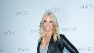 Ashley Martson attends Hemp Garden NYC's Official New York City Launch on April 25, 2019