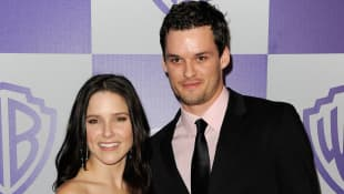 Sophia Bush and Austin Nichols arrive at the InStyle and Warner Bros. 67th Annual Golden Globes after party on January 17, 2010 in Beverly Hills, California