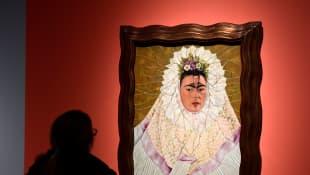 'Autorretrato como Tehuana' de Frida Kahlo