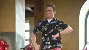 """Barrett Foa plays the smart and a little crazy """"Eric Beale"""" on NCIS: Los Angeles."""