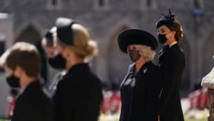 Duchess Camilla and Duchess Kate