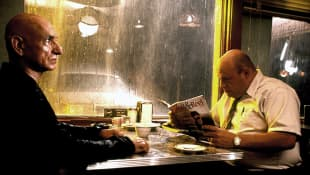 Ben Kingsley and Kevin Chamberlin in 'Suspect Zero'