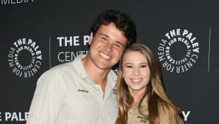 Bindi Irwin And Chandler Powell Reveal Their Baby's Gender In A Sweet Way