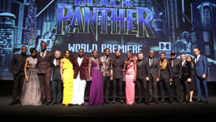 Elenco de 'Black Panther'
