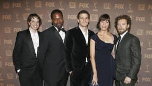 """The """"Bones"""" cast in 2010"""