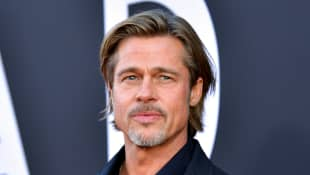 """Brad Pitt talks about how his alcohol addiction was an """"escape"""""""