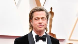 Brad Pitt Hilariously Reports on the Weather for John Krasinski's 'Some Good News' Show