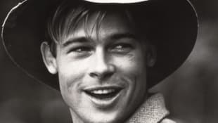 Brad Pitt in 'A River Runs Through It'
