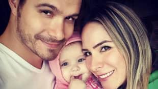 Brandon Peniche, Kristal Cid e hija