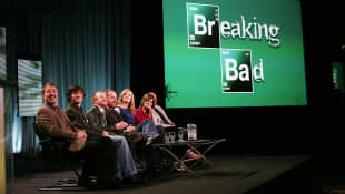 'Breaking Bad' Actors