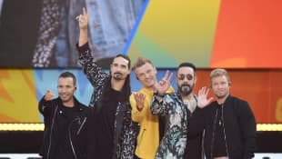 Britney Spears and Backstreet Boys Release New Song Together