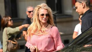 Britney Spears Finally Responds To 'Framing Britney' Doc