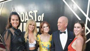 Bruce Willis y su familia