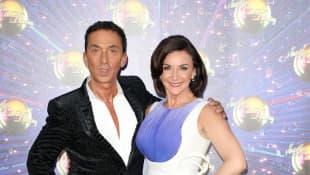 Bruno Tonioli and Shirley Ballas