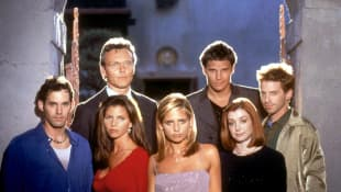 'Buffy Vampire Slayer' Cast