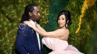 Cardi B Opens Up About Being Married To Offset