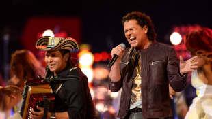 Carlos Vives en los Latin Grammys