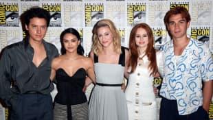 Cast of 'Riverdale'