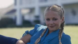 """Charlene Tilton starred as """"Lucy Ewing Cooper"""" on Dallas."""