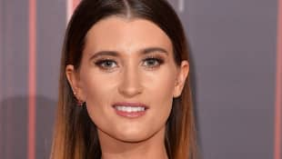 Emmerdale Star Charley Webb NEw picture son ace