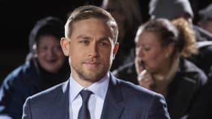 Charlie Hunnam Explains Turning Down 'Forgetting Sarah Marshall' and '50 Shades'