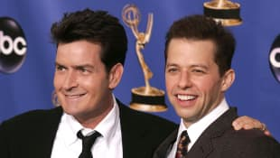 Charlie Sheen & Jon Cryer Pay Tribute To Conchata Ferrell, Late 'Two and a Half Men' Co-Star