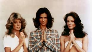 Farrah Fawcett, Kate Jackson and Jaclyn Smith